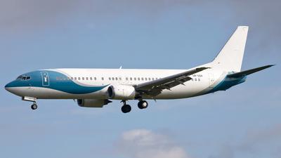 UR-CSV - Boeing 737-4K5 - Jonika