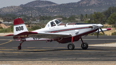 A picture of N916RA - Air Tractor AT802A - [802A0824] - © David Lee