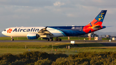 A picture of FONET - Airbus A330941 - Aircalin - © Ernest Leung
