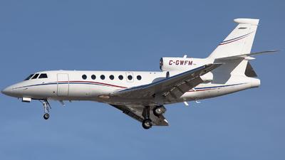 C-GWFM - Dassault Falcon 50EX - Skyservice Business Aviation