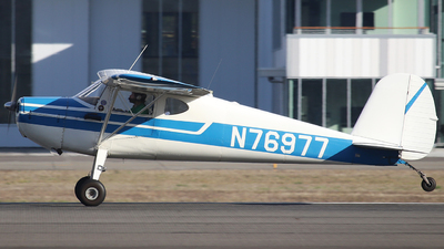 N76977 - Cessna 140 - Private