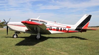 G-BAHJ - Piper PA-24-250 Comanche - Private