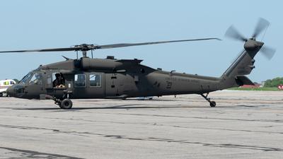 20-21118 - Sikorsky UH-60M Blackhawk - United States - US Army