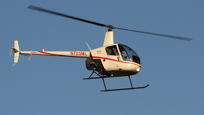 N723ML - Robinson R22 Beta II - Private