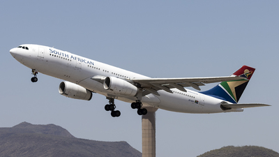 A picture of ZSSXY - Airbus A330243 - South African Airways - © xuxinyi1000