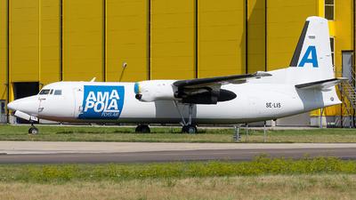A picture of SELIS - Fokker 50(F) - Amapola Flyg - © Maik Voigt