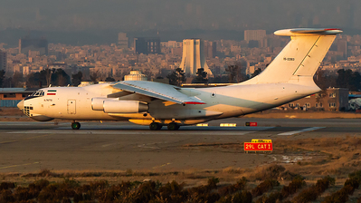 15-2283 - Ilyushin IL-76TD - Iran - Revolutionary Guard