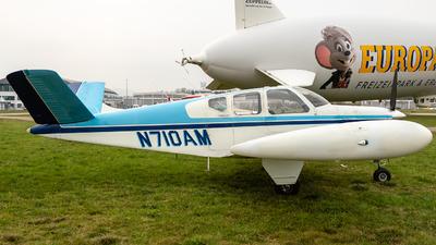 N710AM - Beechcraft D35 Bonanza - Private