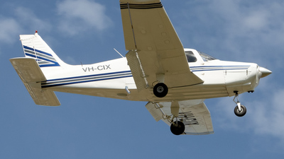 VH-CIX - Piper PA-28-151 Cherokee Warrior - Private