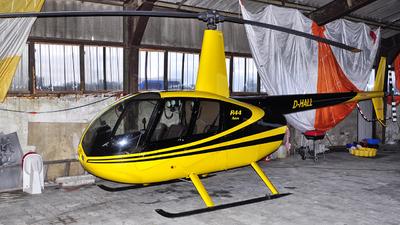D-HALL - Robinson R44 Astro - Private