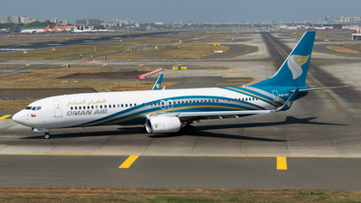 A picture of A4OBY - Boeing 73791M(ER) - Oman Air - © Chetan Puthran