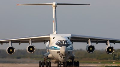 RF-78777 - Ilyushin IL-76MD - Russia - Air Force