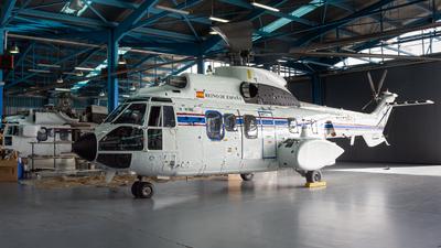 HT.21A-04 - Aérospatiale AS 332M1 Super Puma - Spain - Air Force