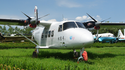 B-3804 - Harbin Y-12 II - Private