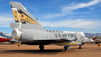 59-0003 - Convair F-106A Delta Dart - United States - US Air Force (USAF)