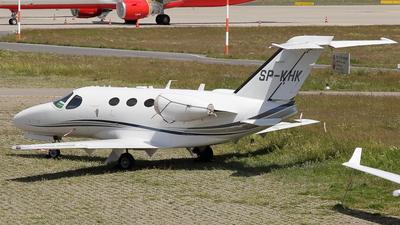 A picture of SPKHK - Cessna 510 Citation Mustang - AMC Aviation - © Günter Reichwein