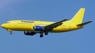 G-BZZJ - Boeing 737-3Q8 - Ryanair