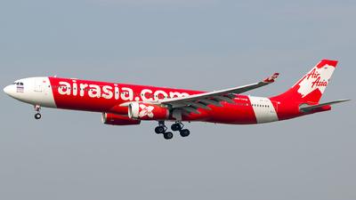 HS-XTC - Airbus A330-343 - Thai AirAsia X
