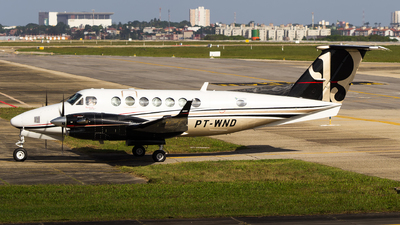 PT-WND - Beechcraft B300 King Air 350 - Executive Air Taxi Aéreo