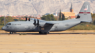99-1433 - Lockheed Martin C-130J-30 Hercules - United States - US Air Force (USAF)