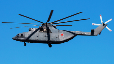 RF-06803 - Mil Mi-26T Halo - Russia - Air Force