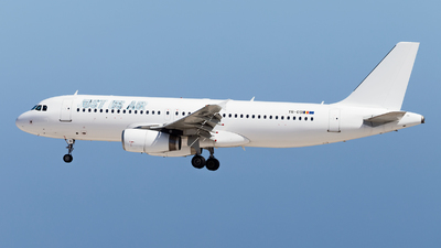 YR-DSI - Airbus A320-232 - Just Us Air