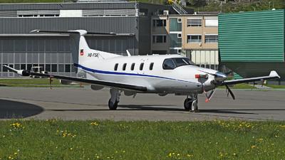 HB-FSK - Pilatus PC-12 NGX - Private