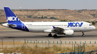 F-HEPC - Airbus A320-214 - Joon