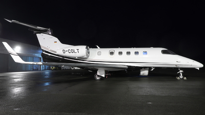 D-COLT - Embraer 505 Phenom 300 - Private