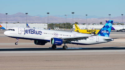 N2048J - Airbus A321-271NX - jetBlue Airways