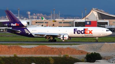 N528FE - McDonnell Douglas MD-11(F) - FedEx