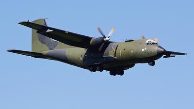 50-36 - Transall C-160D - Germany - Air Force