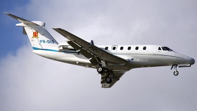 A picture of PRDIO - Cessna 650 Citation III - [6500022] - © Allan Martins Antunes