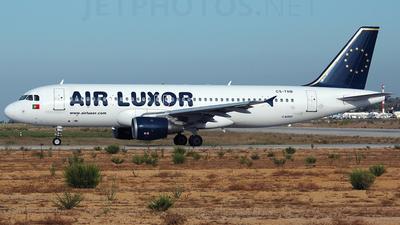 CS-TNB - Airbus A320-211 - Air Luxor
