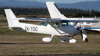 ZK-TOC - Cessna 152 - Air Hawkes Bay
