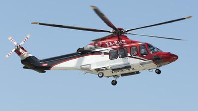XA-EHZ - Agusta-Westland AW-139 - Heliservicio