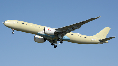 F-WWKQ - Airbus A330-941 - Airbus Industrie