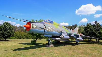 7820 - Sukhoi Su-22M4 Fitter K - Poland - Air Force