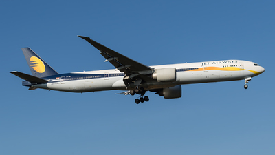 VT-JEV - Boeing 777-35RER - Jet Airways