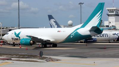 XA-MCF - Boeing 737-36E(SF) - TUM AeroCarga
