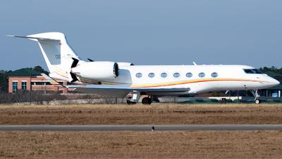OE-LUB - Gulfstream G500 - Private