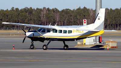 D-FALK - Cessna 208 Caravan - Businesswings