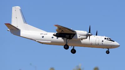 UR-UZF - Antonov An-26-100 - Constanta Airlines
