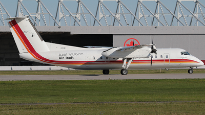 C-FIAI - Bombardier Dash 8-311 - Air Inuit