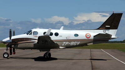 A picture of ZPBGV - Beech C90A King Air - [LJ1131] - © Bruno Orofino