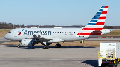 N712US - Airbus A319-112 - American Airlines