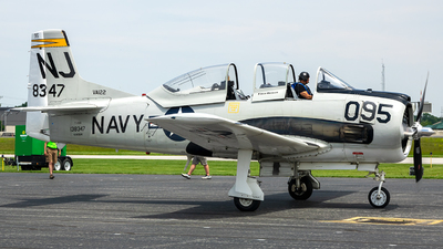 NX83AW - North American T-28B Trojan - Private
