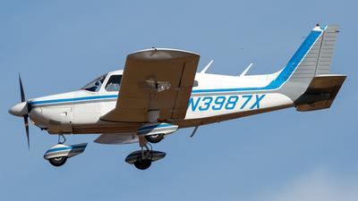 A picture of N3987X - Piper PA28180 - [287505253] - © Borut