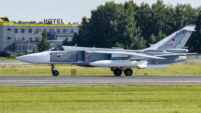 RF-92246 - Sukhoi Su-24M Fencer - Russia - Air Force
