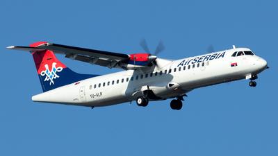 A picture of YUALP - ATR 72202 - AirSERBIA - © egesanda